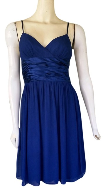 Preload https://item3.tradesy.com/images/maggy-london-blue-crinkled-silk-cocktail-2p-knee-length-night-out-dress-size-petite-2-xs-3214777-0-0.jpg?width=400&height=650