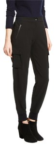 W118 by Walter Baker Knit Relaxed Pants Black