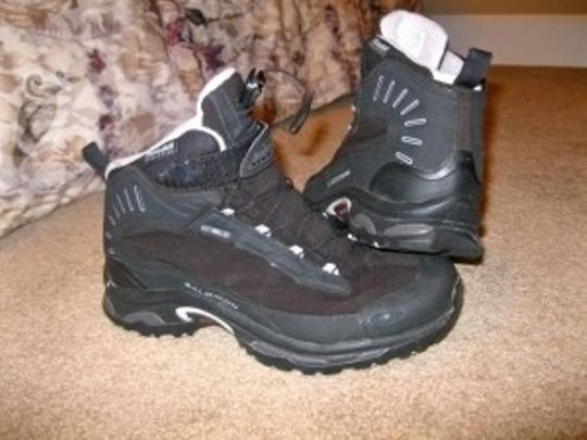 Salomon Black Athletic
