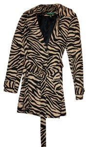 Ralph Lauren Tiger Stripe (Khaki/Black) Jacket