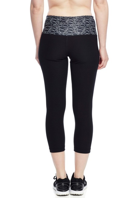 Other Capri with Printed Waistband