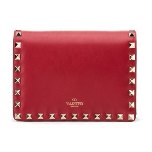 Valentino Lock Studded Cross Body Bag