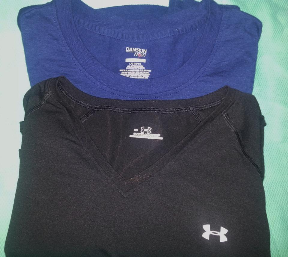 d55e95626089 Under Armour Two Workout shirts, Under Armour& Danskins Now. Image 7.  12345678