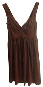 Laundry by Shelli Segal short dress Espresso on Tradesy