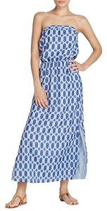 Blue Maxi Dress by Velvet by Graham & Spencer