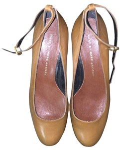 Marc by Marc Jacobs Tan/Light Brown Platforms