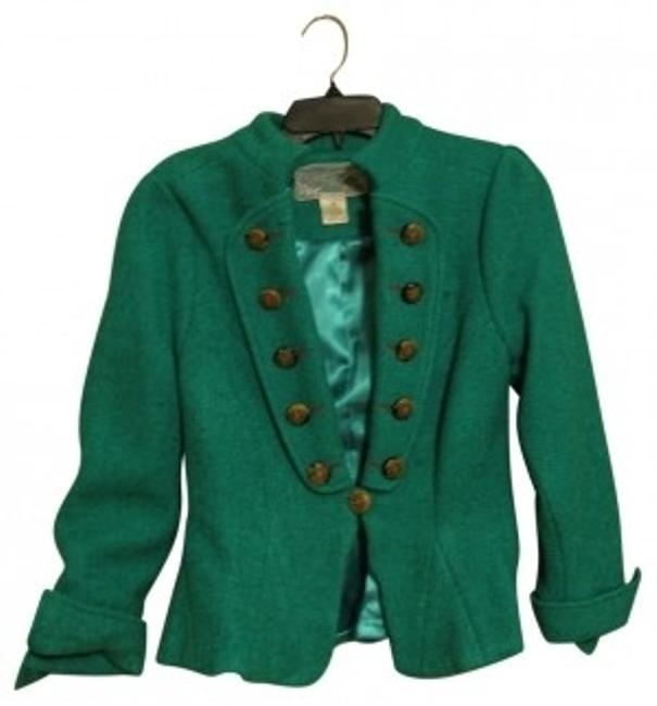 Preload https://item4.tradesy.com/images/nick-and-mo-jade-military-inspired-blazer-size-8-m-32203-0-0.jpg?width=400&height=650