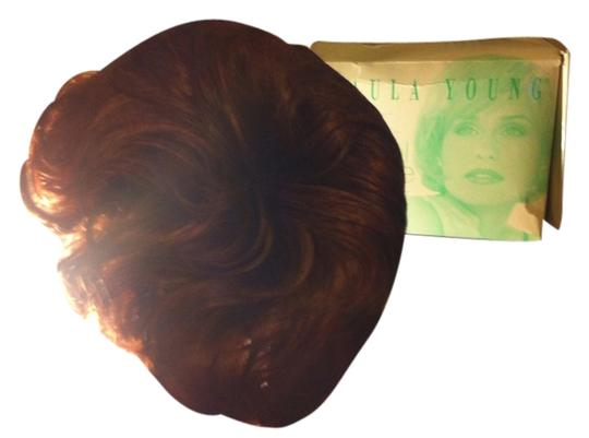 Paula Young New In Box With Tags AUBURN WIG PERFECT CONDITION/NEVER WORN