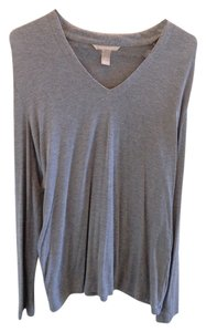 Banana Republic T Shirt Gray