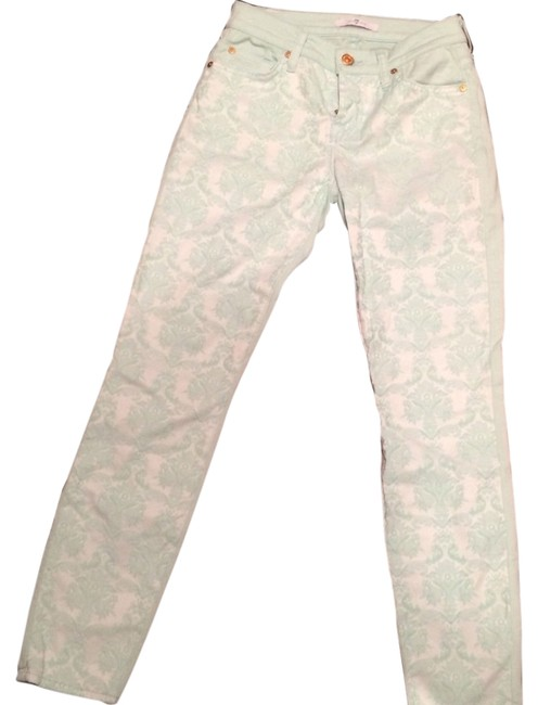 Preload https://item4.tradesy.com/images/7-for-all-mankind-mint-green-skinny-jeans-size-25-2-xs-3220528-0-0.jpg?width=400&height=650