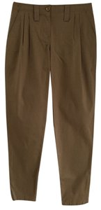 Burberry Brit Khaki/Chino Pants Honey