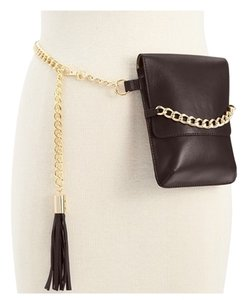 Michael Kors 10% Temporary Price reduction-W/ BONUS Leather Belt Bag w/Tassel-Med