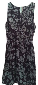 Dina be Cheetah V-neck Dress
