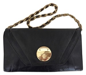 Elliot Lucca Black Clutch