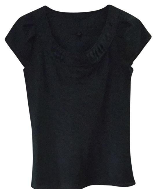 Banana Republic Top Dark Green