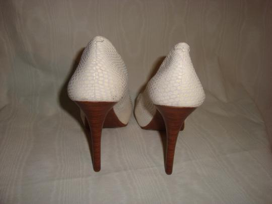 Gianni Bini White Pumps