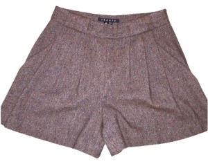 Theory Shorts Brown
