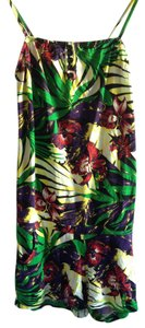 Divided by H&M Colorful Resort Tropical One-piece Dress
