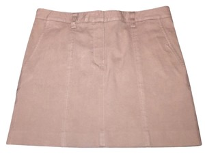 Theory Skirt Tan/Khaki Color