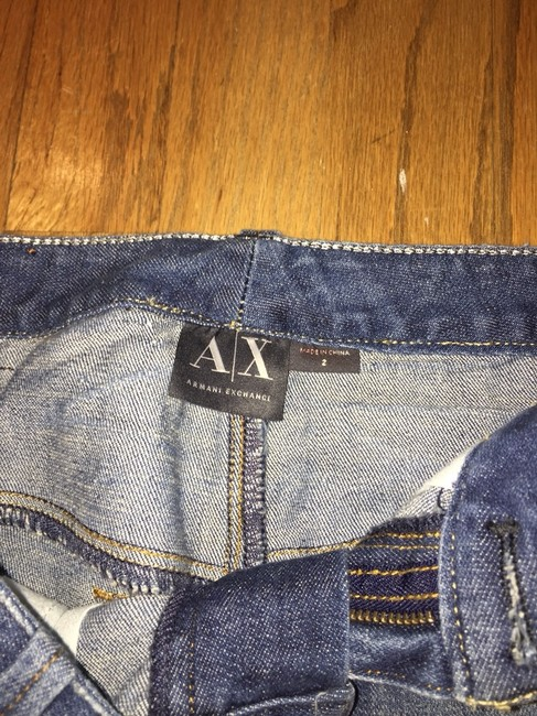 A|X Armani Exchange Skirt Jean