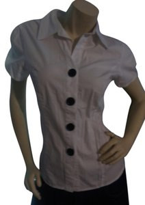 Spenser Jeremy Button Down Shirt White