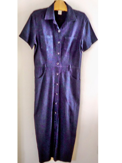 Robbie Bee Linen Dress