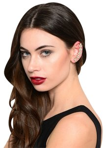 New Fashion Jewelry Gold Rhinestone Ear Cuff