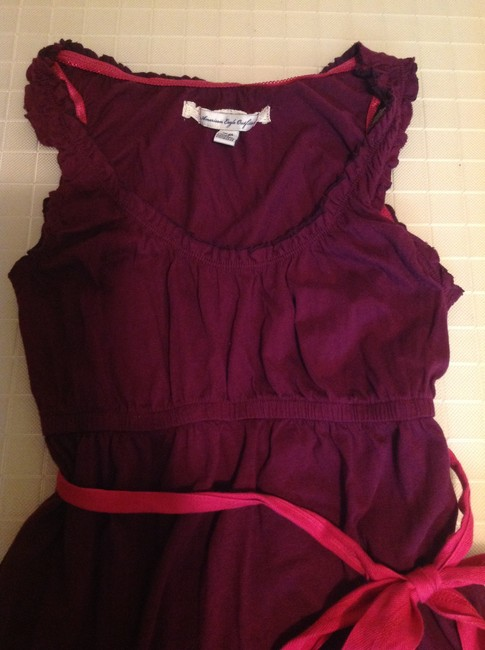 American Eagle Outfitters Ae Bow Top