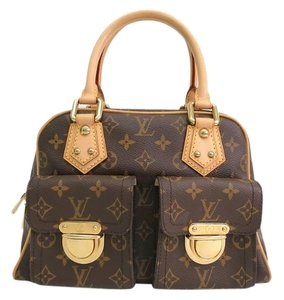 Louis Vuitton Lv Hand Tote in Brown