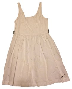 Abercrombie & Fitch short dress white Adorable Skater on Tradesy