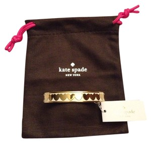 Kate Spade Kate Spade Heart Idiom Bangle