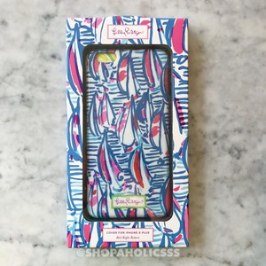Lilly Pulitzer LILLY PULITZER 'Red Right Return' Cover for iPhone 6 Plus