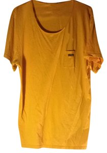Rhythm T Shirt Yellow