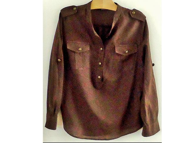 a.n.a. a new approach Cotton Top chocolate