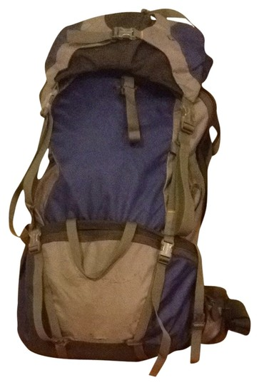 Preload https://item5.tradesy.com/images/4500-blue-and-grey-backpack-3224164-0-0.jpg?width=440&height=440