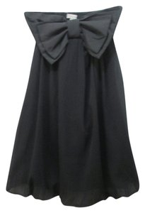 Silence + Noise Bow Chic Little Dress