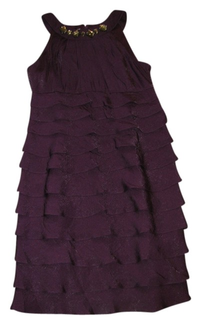 Preload https://item2.tradesy.com/images/london-times-purple-knee-length-cocktail-dress-size-petite-12-l-3226276-0-0.jpg?width=400&height=650