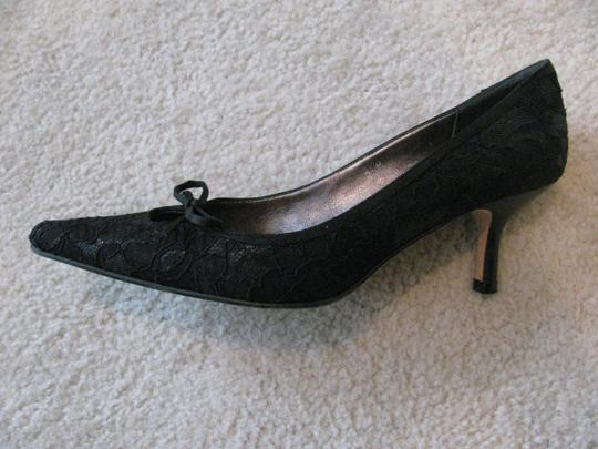 Talbots Black lace Formal