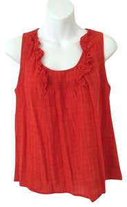 Odille Top Red, Coral