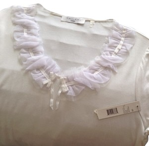 Tahari Top White