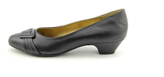 Hush Puppies Black Pumps