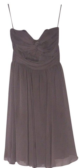 Preload https://item4.tradesy.com/images/h-and-m-dress-taupe-3228073-0-0.jpg?width=400&height=650