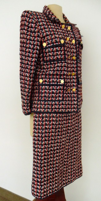 Chanel Chanel,Tweed,Skirt,Suit