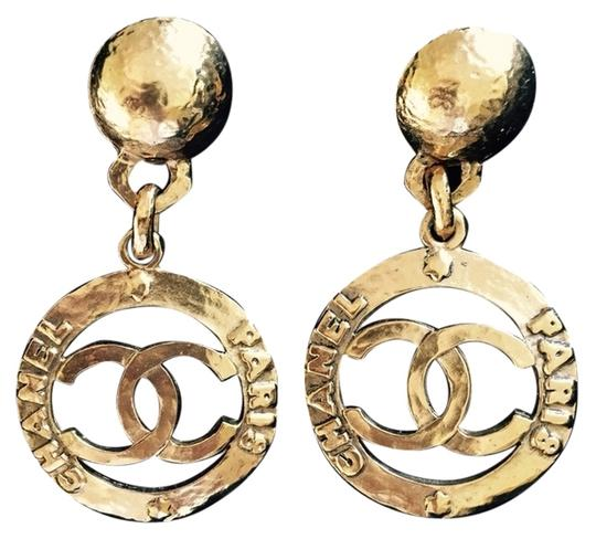 Chanel Chanel Earrings. Simple elegance.
