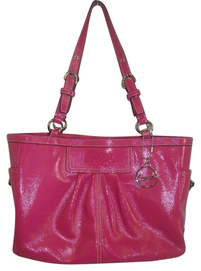 Preload https://item2.tradesy.com/images/coach-a1151-f13761-pink-leather-shoulder-bag-3228781-0-0.jpg?width=440&height=440