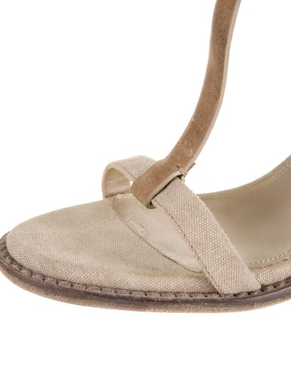 Brunello Cucinelli Tan Sandals