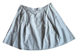 J.Crew Skirt Light Gray