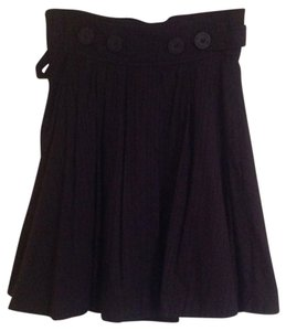 Hooch Skirt Black