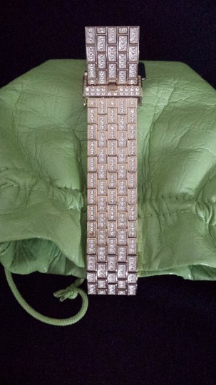 Dolce&Gabbana Dolce&Gabbana Gold Watch with Rhinestones