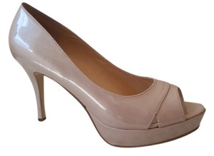 Audrey Brooke Nude Pumps